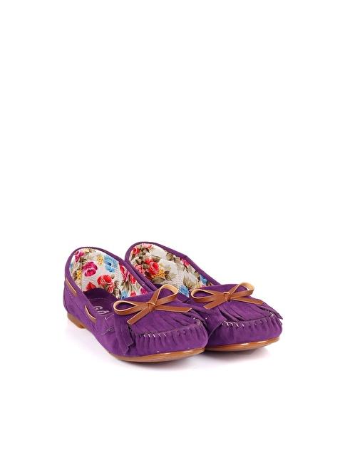 G.Ö.N. Ayakkabı Mor